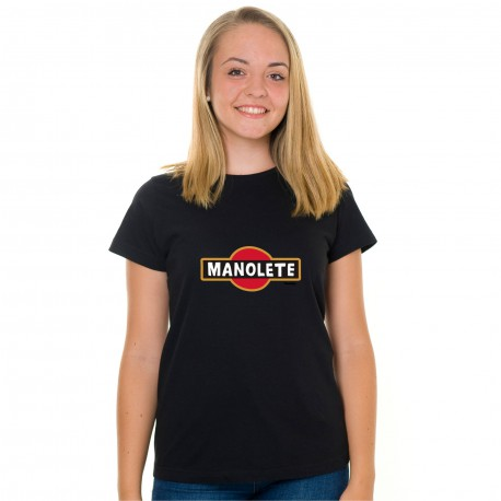 Camiseta Manolete