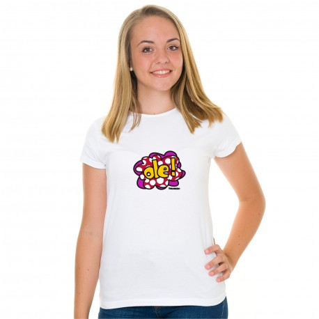Camiseta Ole Pop