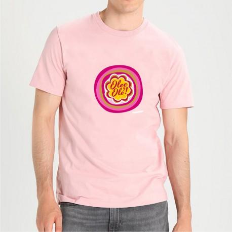Camiseta Ole y ole