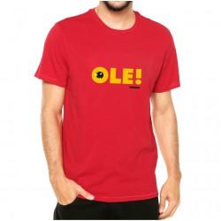 Camiseta  Ole Toro