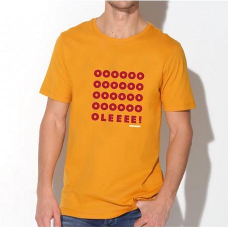 Camiseta  Oleee