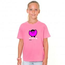 Camiseta Je Toro Je Niña