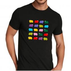 Camiseta  20 Toritos