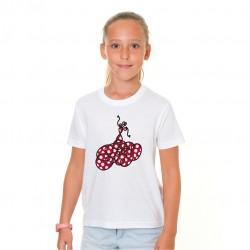Camiseta Niña Sevillana Ole