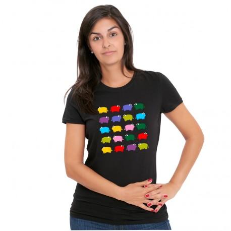 Camiseta Chica 20 Toritos
