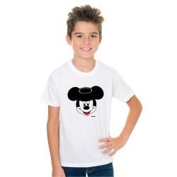 Camiseta Niño Mickey Mouse
