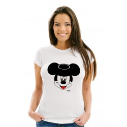 Camiseta chica Mickey Mouse