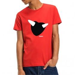 Camiseta Toro Corazón