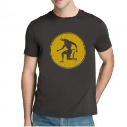 Camiseta Minotauro Escudo