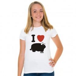 Camiseta I LOVE TOROS