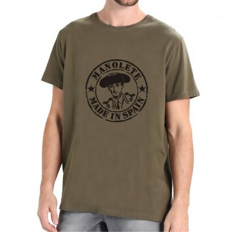 Camiseta Manolete Made in Spain
