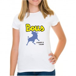 Camiseta Chica BOUS