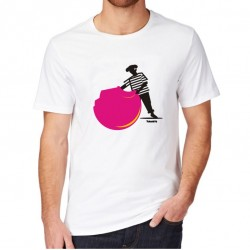Camiseta Picasso Torero Capote
