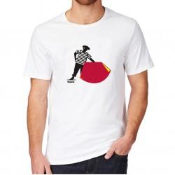 Camiseta Picasso Torero Muleta