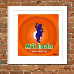 Lámina Milinda