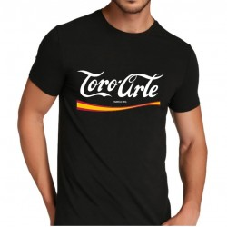 Camiseta Toroarte Cocacola