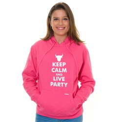 SUDADERA  KEEP CALM