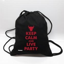 Bolsa Saco Keep Calm