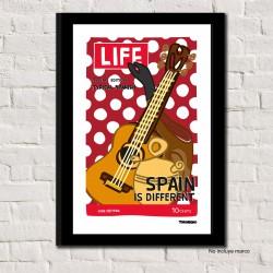 Lámina Spain